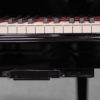 polished black Yamaha C1X SH2 silent grand piano silent system