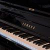 Yamaha YUS3 SH2 Upright Piano - Keyboard