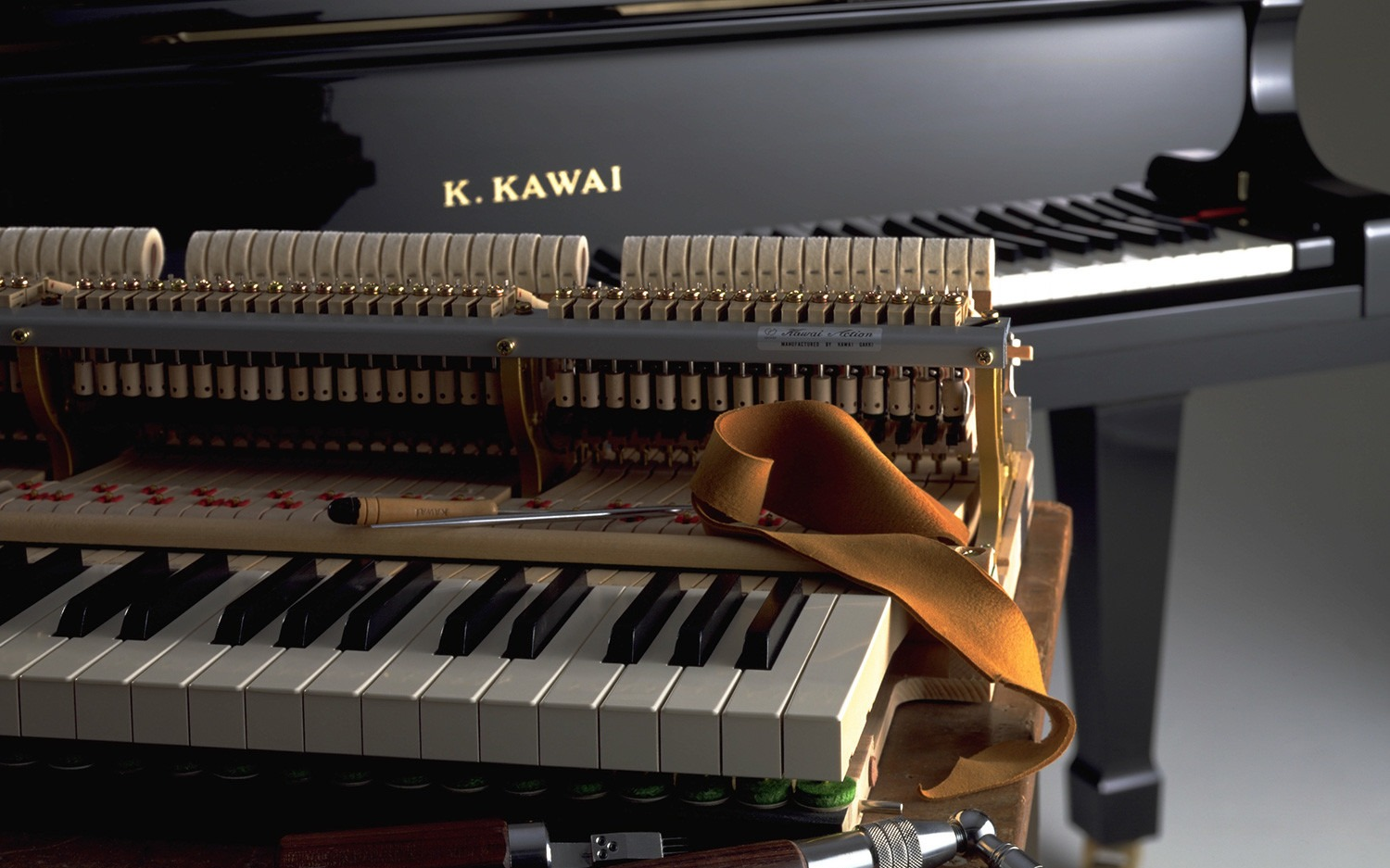 Used Kawai Upright Piano For Sale Living Pianos