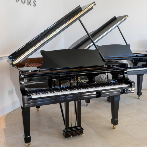 used Steinway & sons model M grand piano c1988