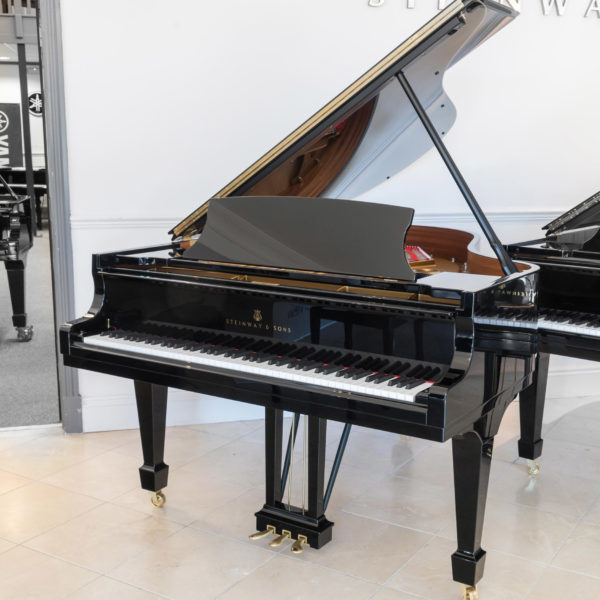 Used Steinway & Sons Model O Grand Piano – Circa 2016