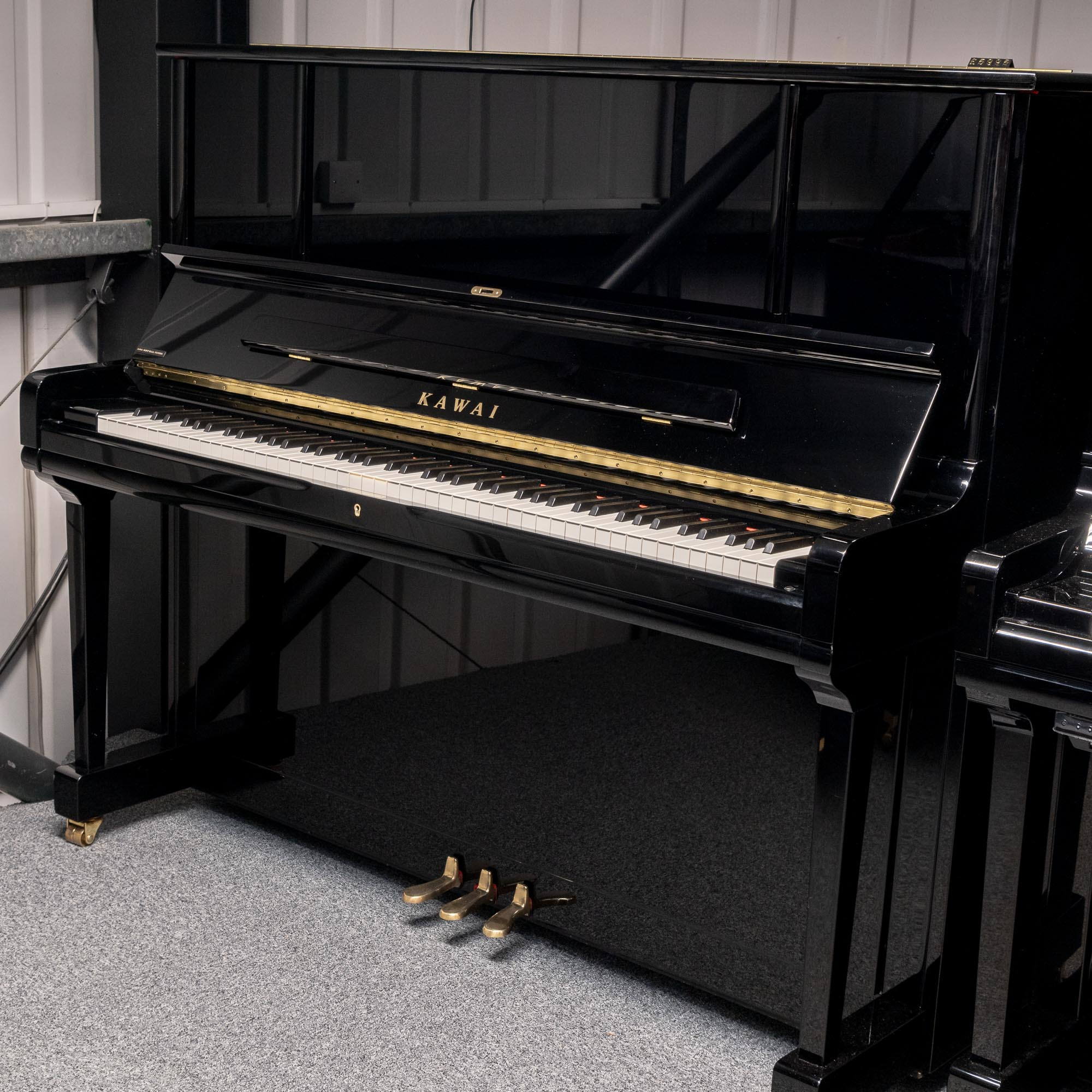 Used Kawai K6 Upright Piano - c2012