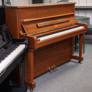Used Steinway Boston Model 118 Upright Piano