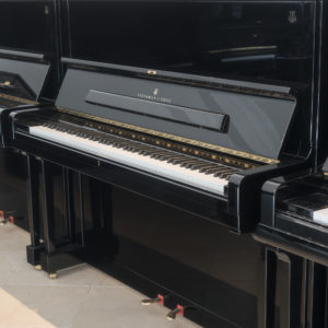 Used Steinway Model K Upright Piano