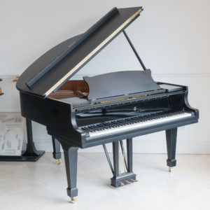Used Steinway Model S baby grand piano