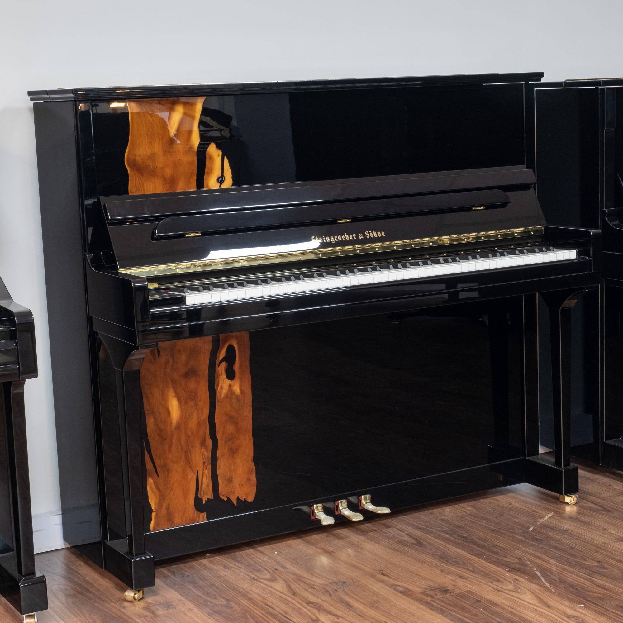 Steingraeber & Sohne 130 T-PS Upright Piano