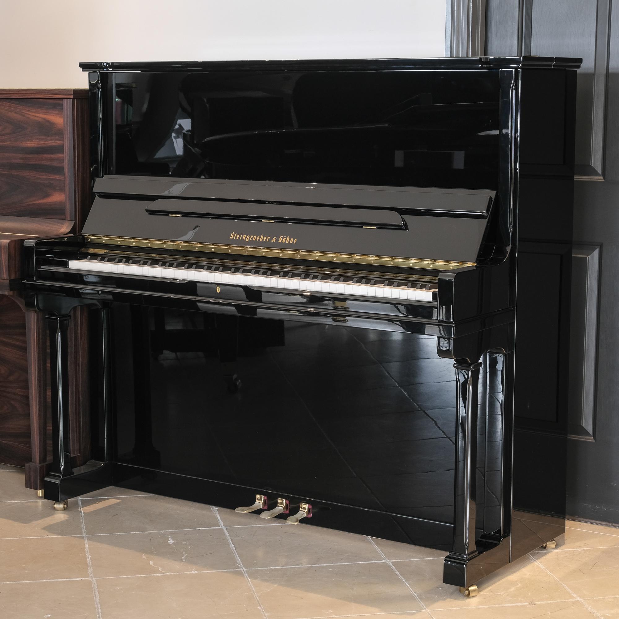New Steingraeber & Sohne 138 Upright Piano