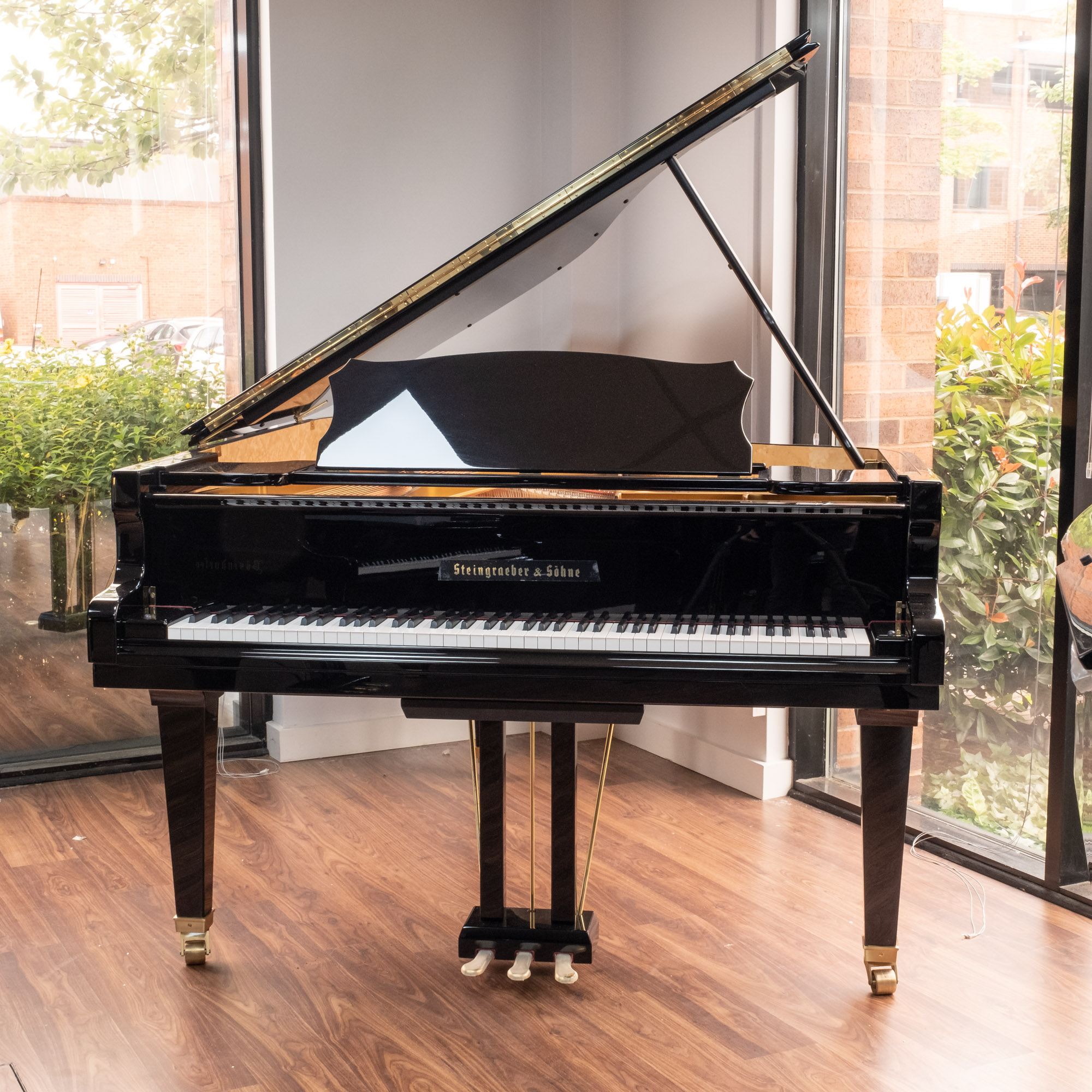 Steingraeber & Sohne B-192 Grand Piano