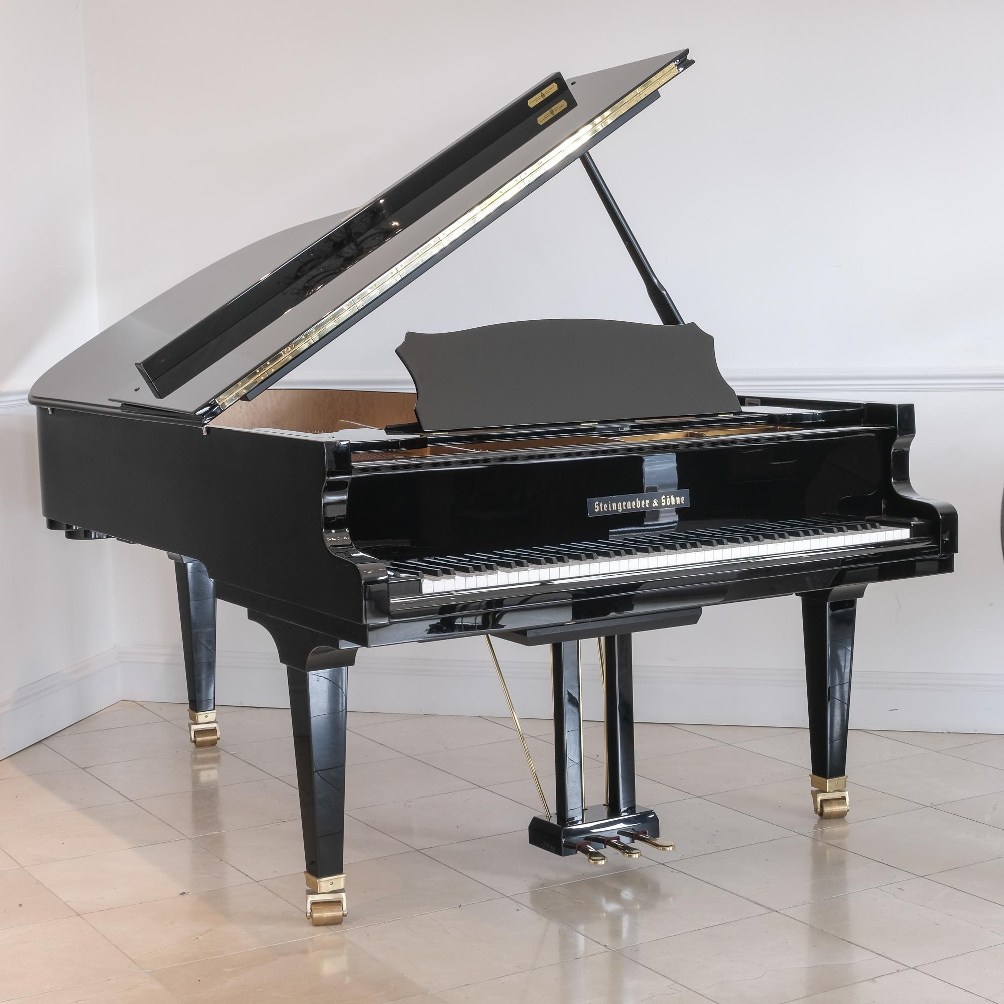 New Steingraeber & Sohne C-212 Grand Piano