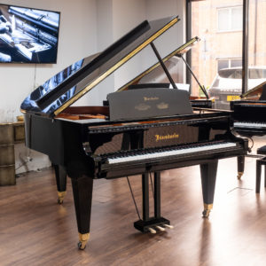 Bosendorfer 170 grand piano polished black