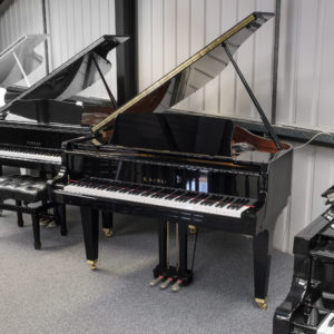 Used Kawai GL10 Polished Black