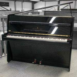 Steinway Model Z polished black