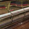 Inside the Steinway vertegrand Model R satin rosewood