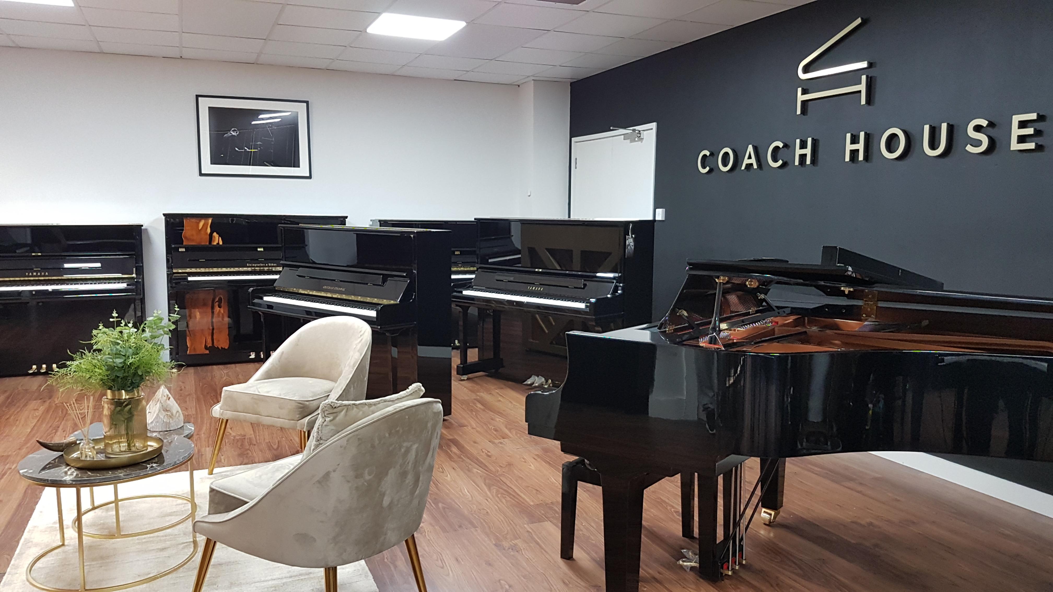 Steingraeber Coach House Pianos