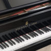 Steinway model A grand polished black