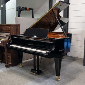 Bosendorfer 225 grand piano polished black
