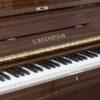 C Bechstein polished mahogany