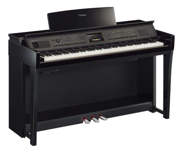 Yamaha CVP 805 Polished Black