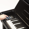 K600 Aures Hybrid Upright Piano