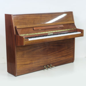 Steinmayer Upright Polished Mahogany