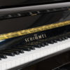 Schimmel 113 polished black
