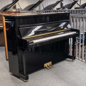 Steinway Essex 116 polished black