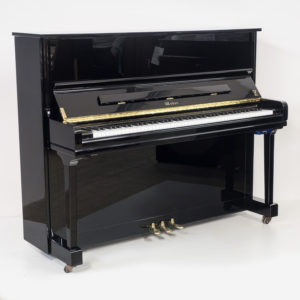 Weber w121 silent polished black