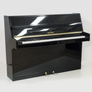 Welmar Model 112 Polished Black