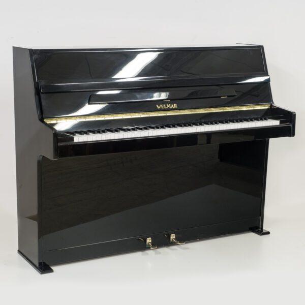 Welmar 112 polished black