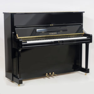 Yamaha U1 polished black