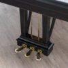 Steinway B polished black