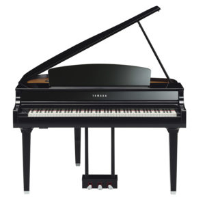 Yamaha 'Clavinova' CLP-695GP Digital Grand - Polished Ebony