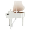 Yamaha 'Clavinova' CLP-695GP Digital Grand - Polished White