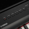 Yamaha P-121 Portable Digital Piano - Black