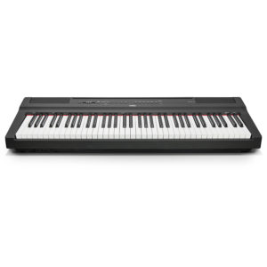 Yamaha P-121 Portable Digital Piano - Black