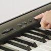 New Kawai ES110B Portable Piano - Black