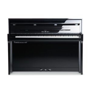 New Kawai NV5 Hybrid Piano - Polished Ebony