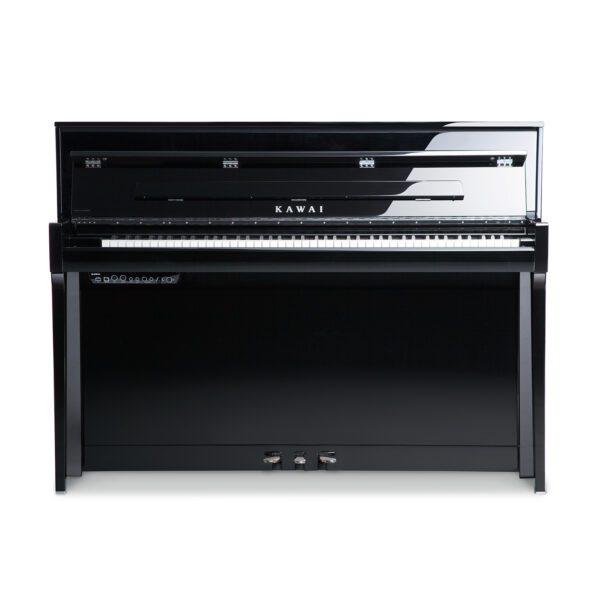 New Kawai NV5 Hybrid Piano - Polished Ebony