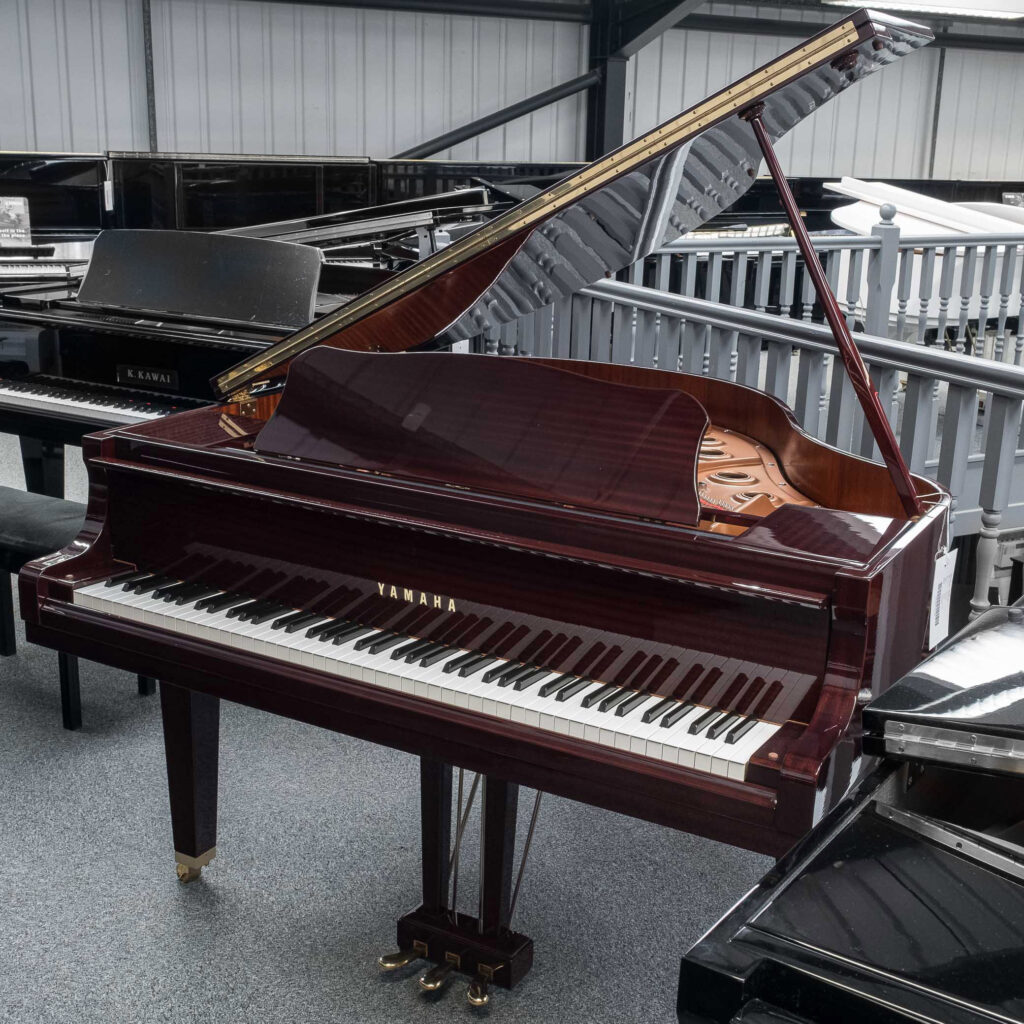Used Yamaha GB1 Baby Grand Piano - c2008 - Coach House Pianos