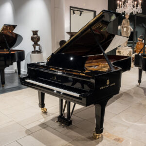 Steinway Model D in Polished Black
