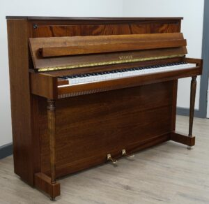 Welmar Flame Mahogany whole piano