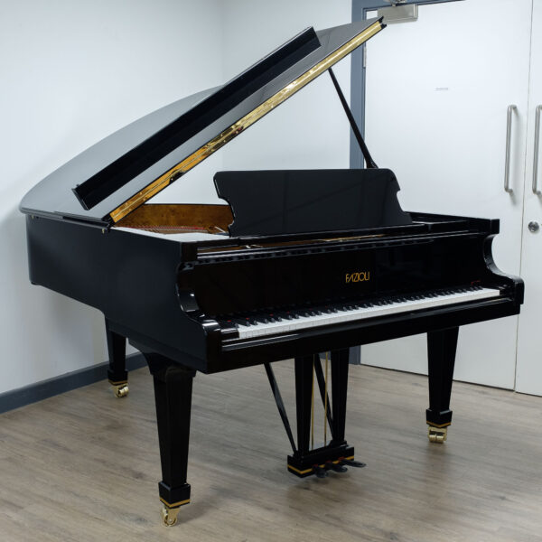 Fazioli Grand Piano in polished black