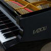 Fazioli Grand Piano Close Up