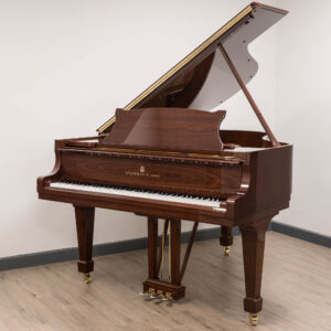 Steinway M Mahogany Whole Piano