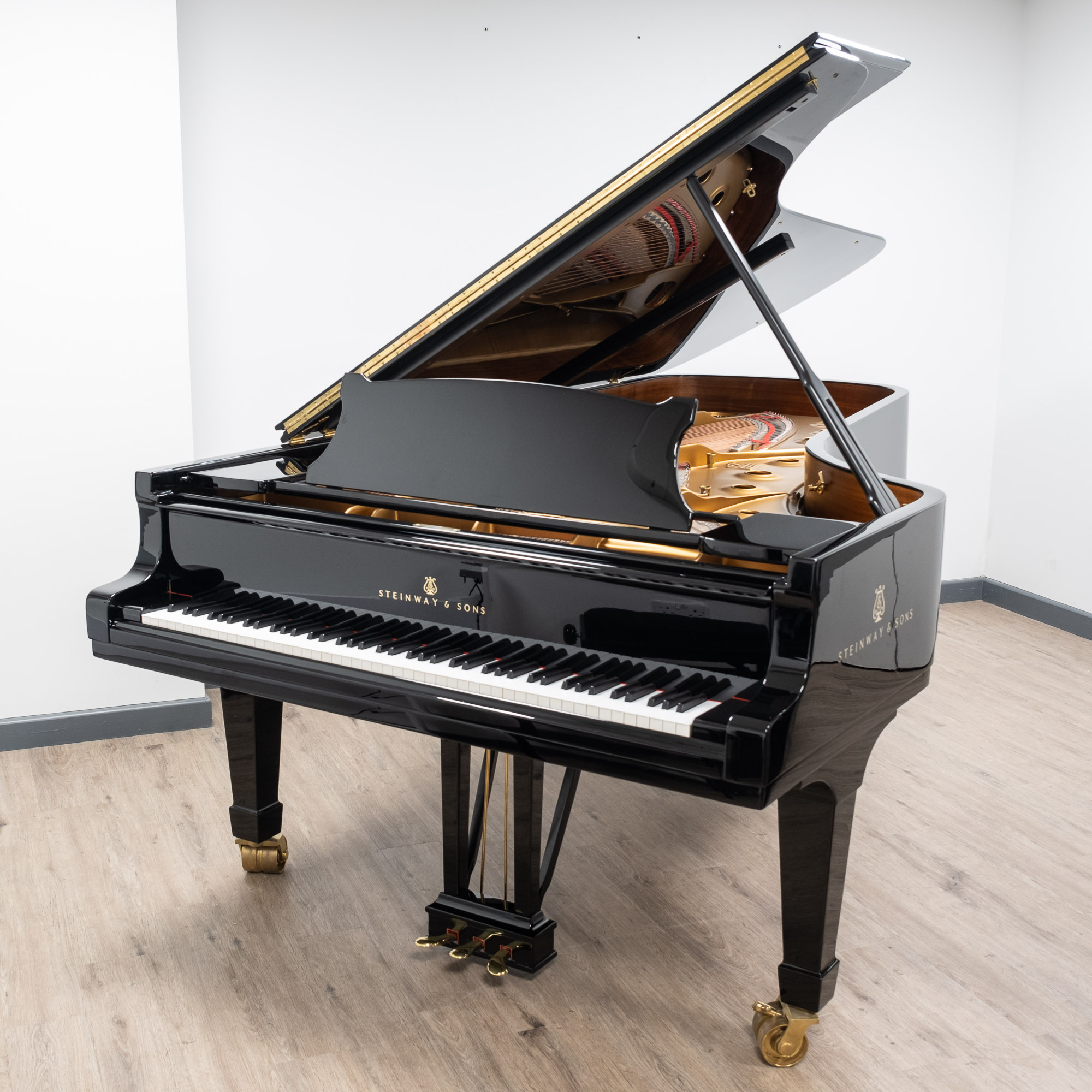 Steinway & Sons Model D Grand Piano - 1972 - Coach House