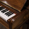 Steinway Vertegrand in rosewood beautiful cabinet with French Polish and satin lustre wax finish