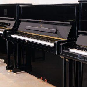 Steinway model V black