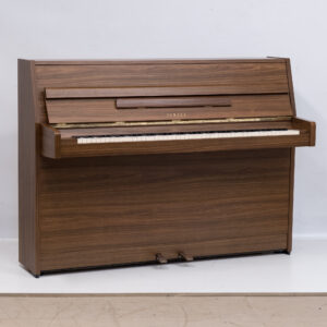 Yamaha LU101 satin walnut whole piano