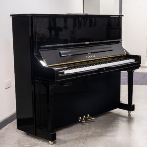 Yamaha U3 Silent Upright Piano