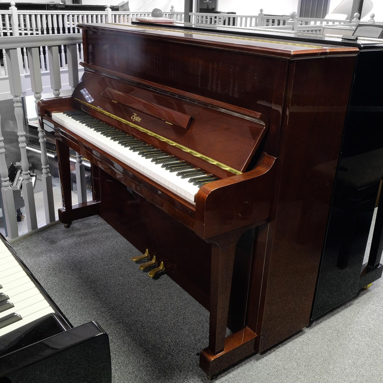 Used Steinway Boston 118 Upright Piano